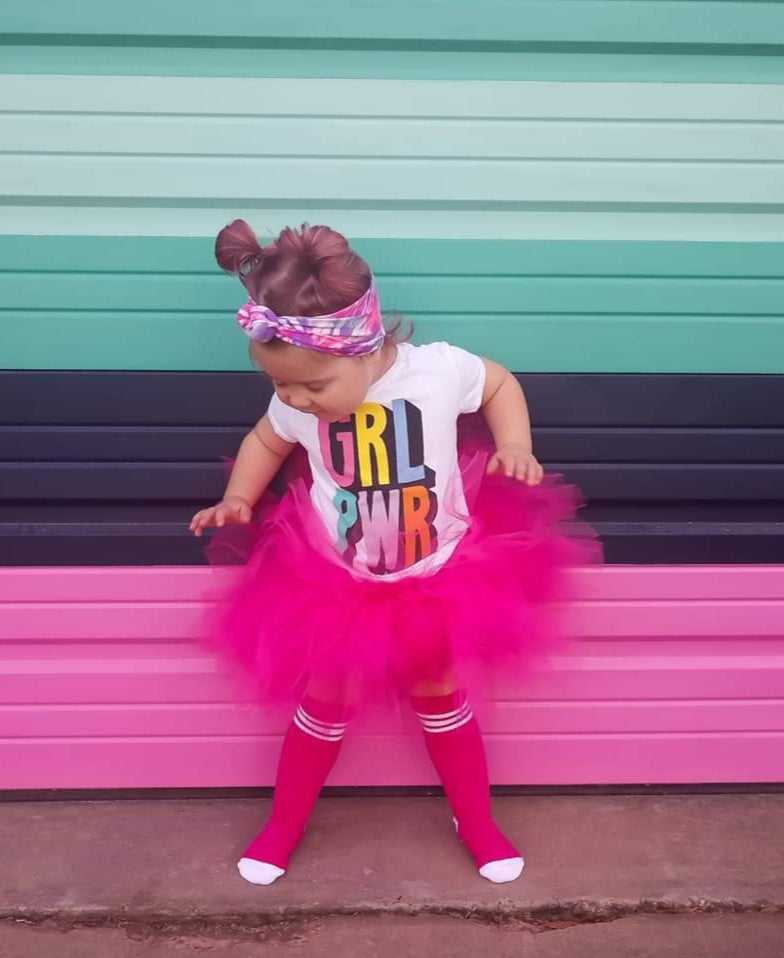 Image of Hot Pink Tutu- Neon Collection