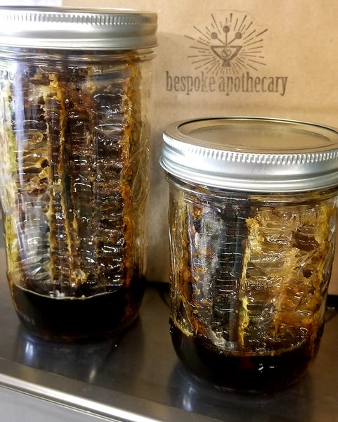 Image of 2020 Honey Clubbers ONLY!  -  Fresh, Pure & Raw honey comb