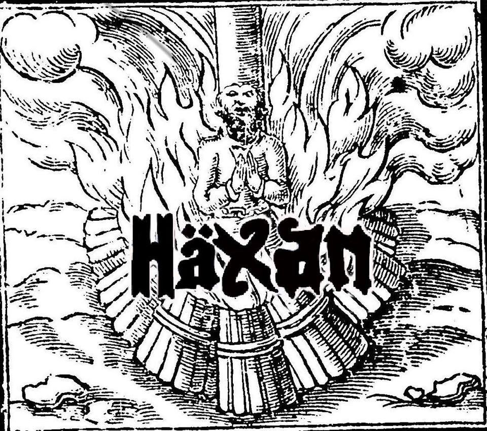 Image of Häxan Original Logo Sticker