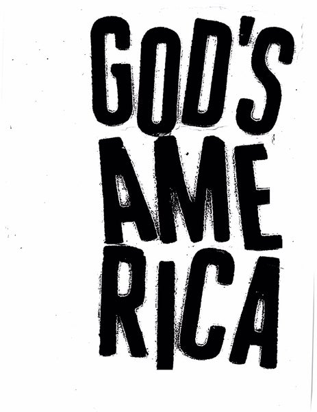 Image of GOD'S AMERICA RELEASES