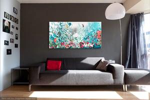 Image of Super vivit - 152x76cm