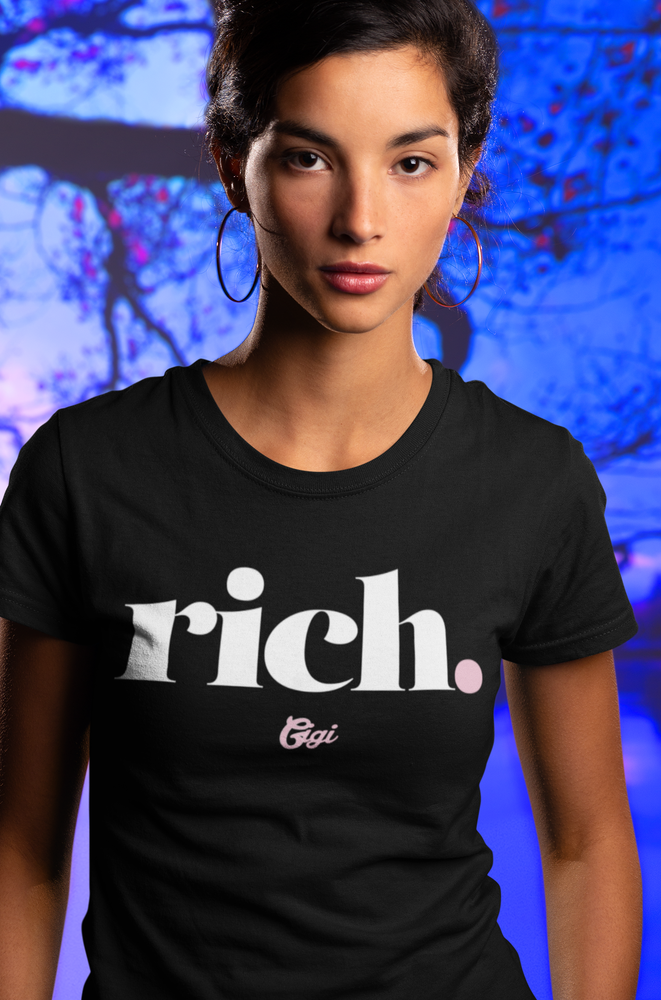 Image of RICH TEE