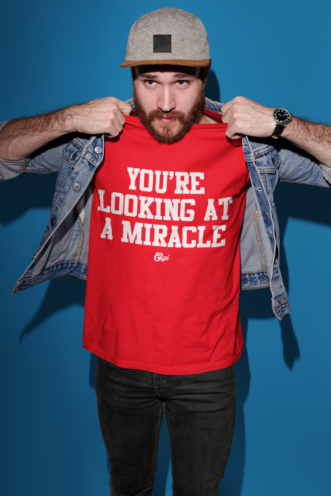 Image of MIRACLE TEE (MEN)