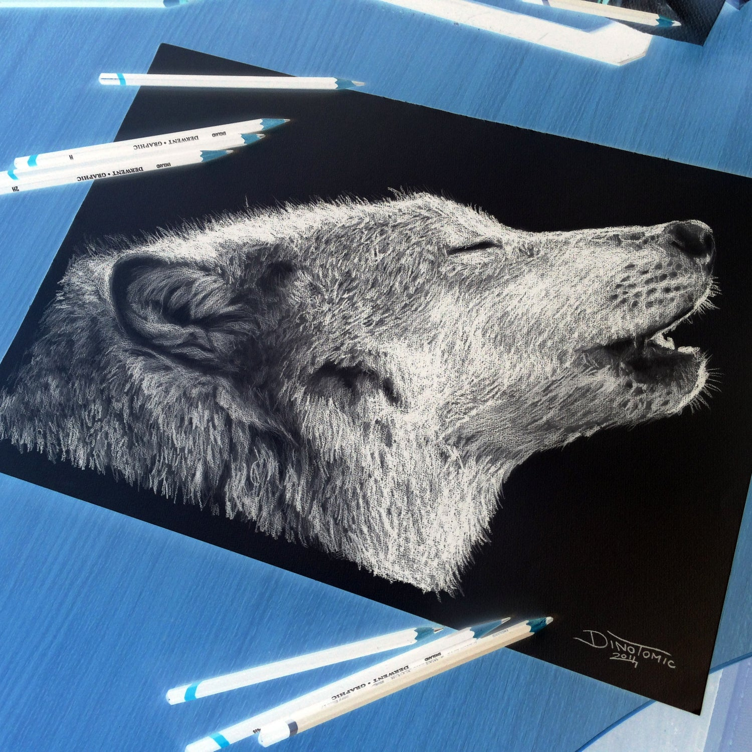 Image of #98 Inverted Wolf