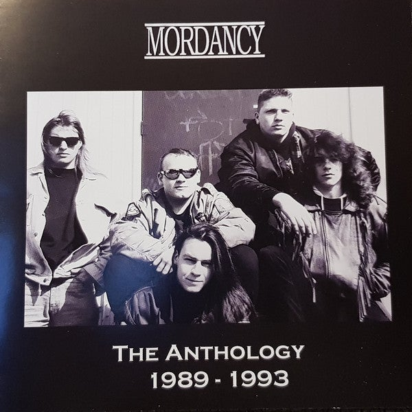 Image of Mordancy - The Anthology 1989/1993