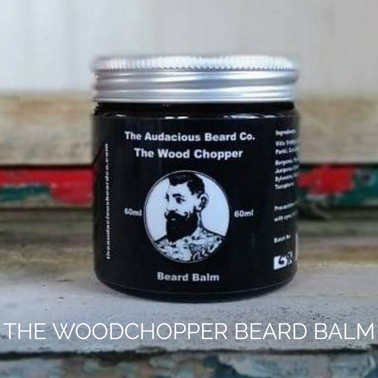 Image of The Wood Chopper Beard Balm