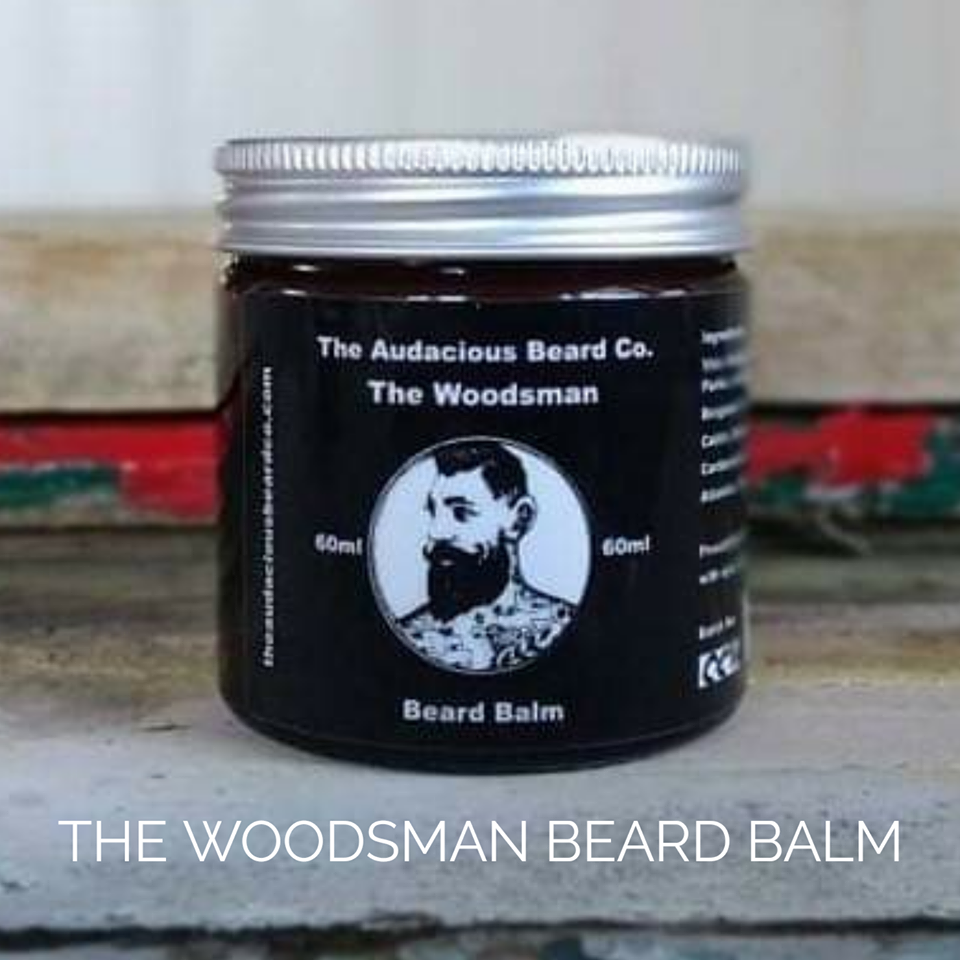 Image of The Woodsman Beard Balm