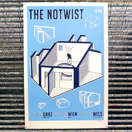Image of THE NOTWIST <br>(austria 2019)