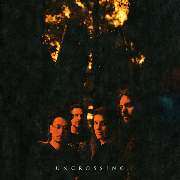 Image of UNCROSSING - Uncrossing. Jewelcase CD.
