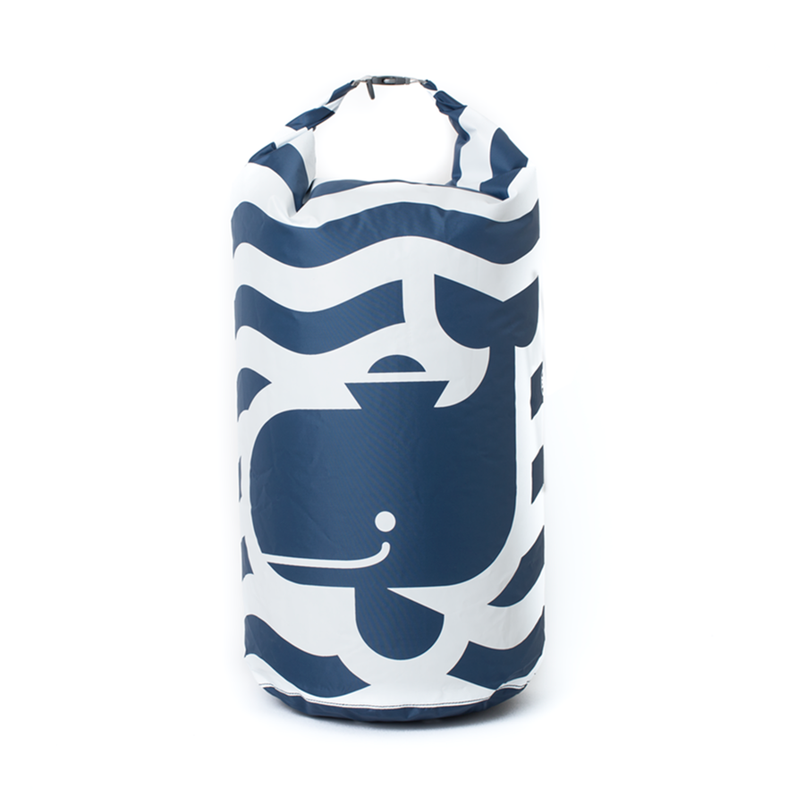 Image of Büro Destruct - BD Seabag Whale Wave 2019