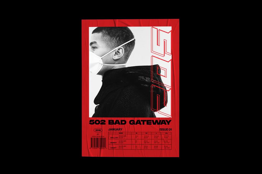 502 Bad Gateway Issue 1