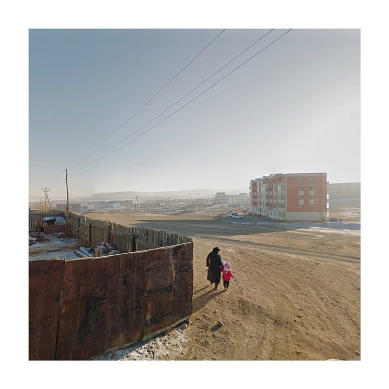 Image of Holding Hands, Mongolia | Limited Edition