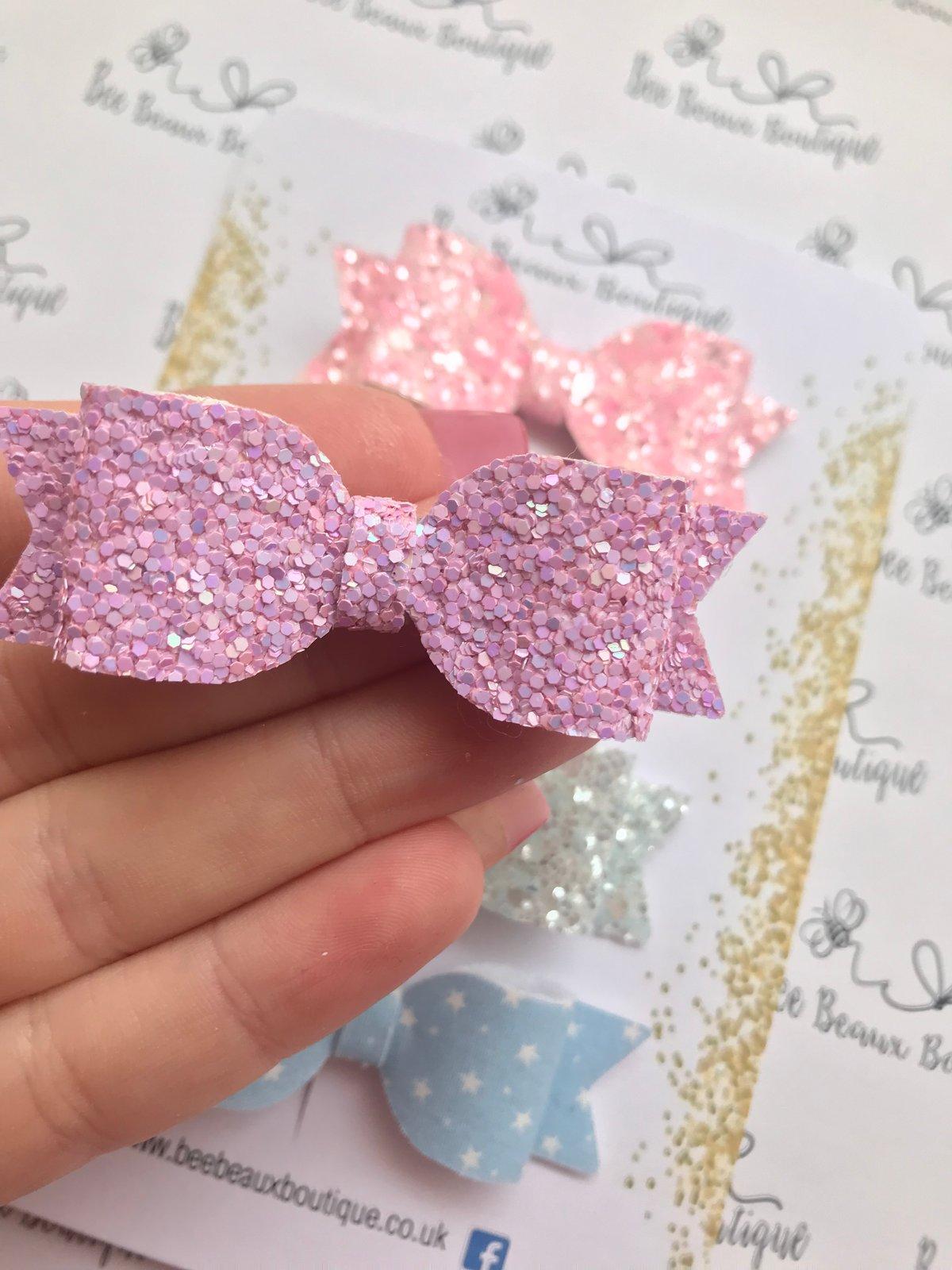 Image of Mini fringe clips
