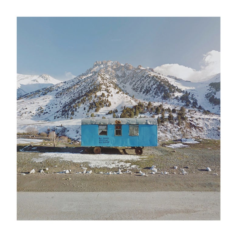 Image of Mobile Home, Kyrgyzstan
