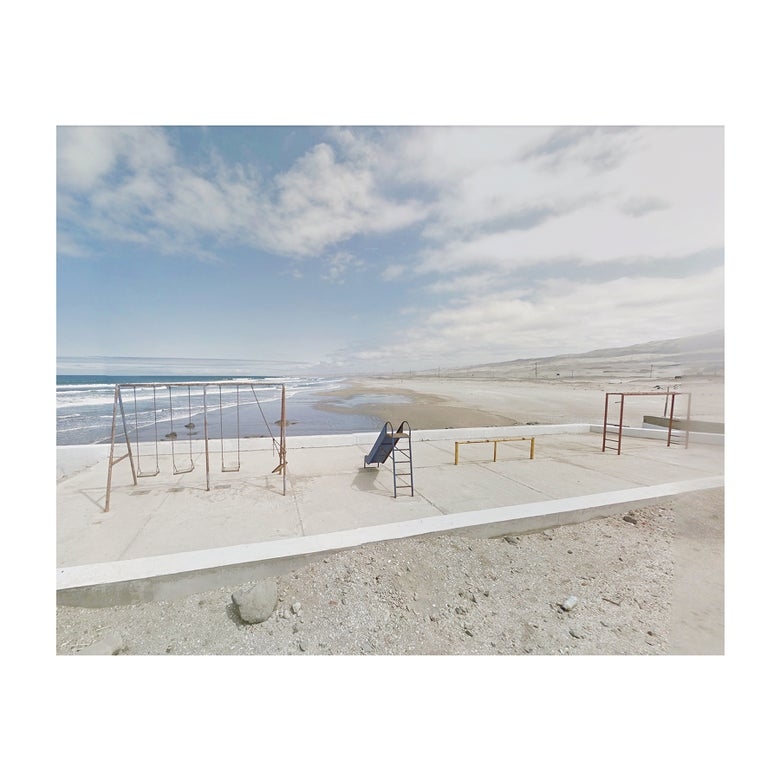 Image of Empty Playground, Peru | Limited Edition