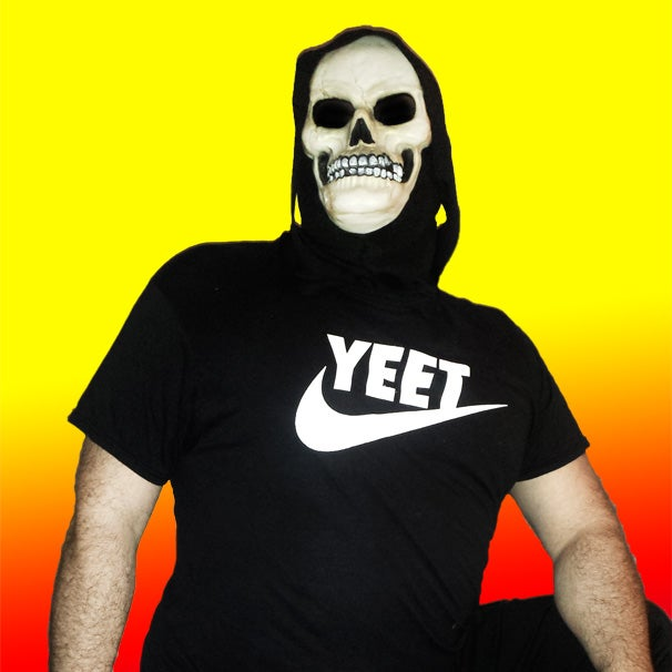 Image of Just Yeet It shirt