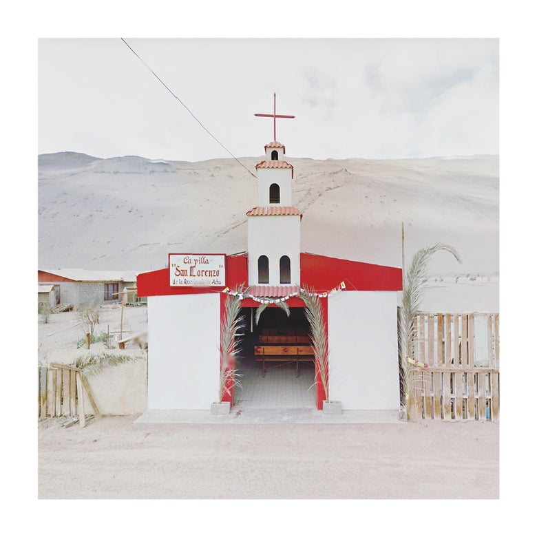 Image of Desert Chapel, Chile | Limited Edition