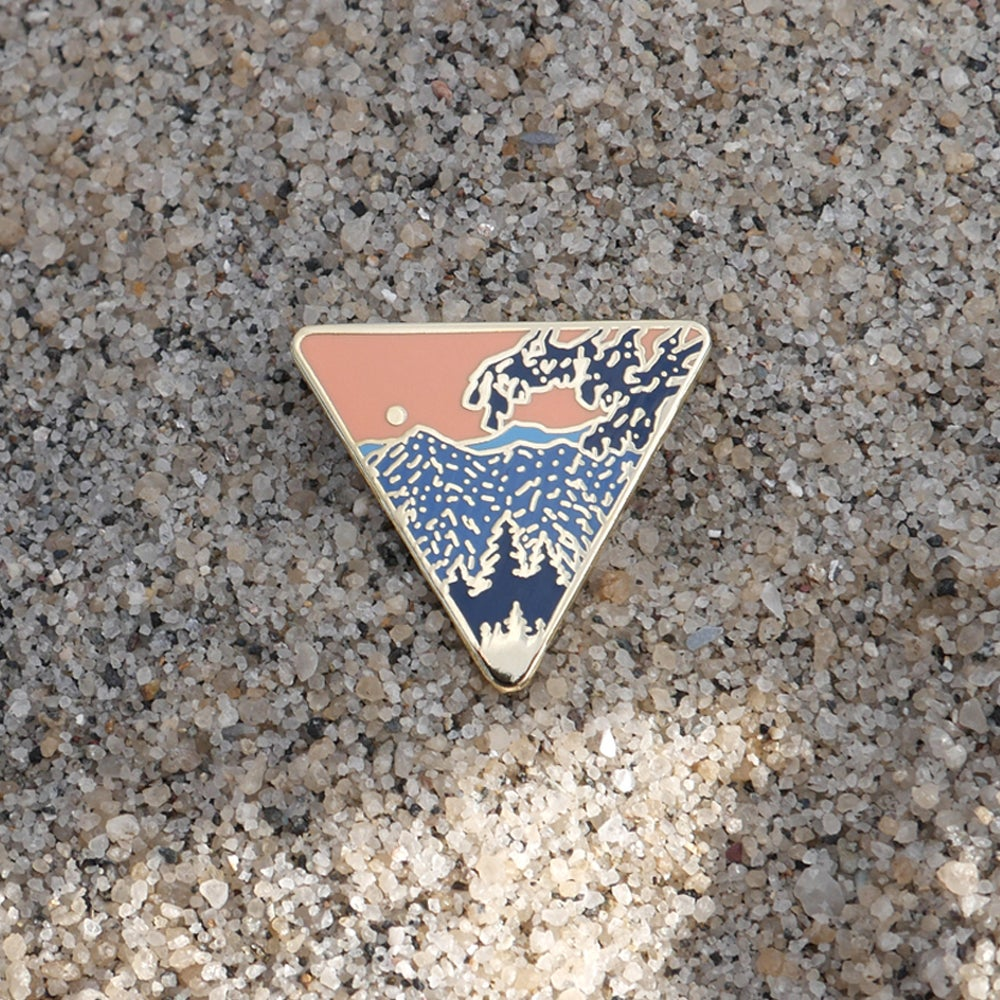 Image of Wanderer Pin
