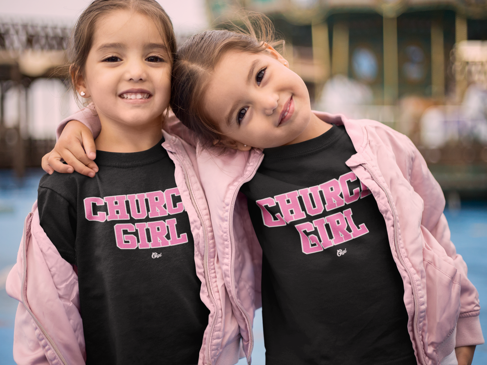 Image of CHURCH GIRLS YOUTH TEE