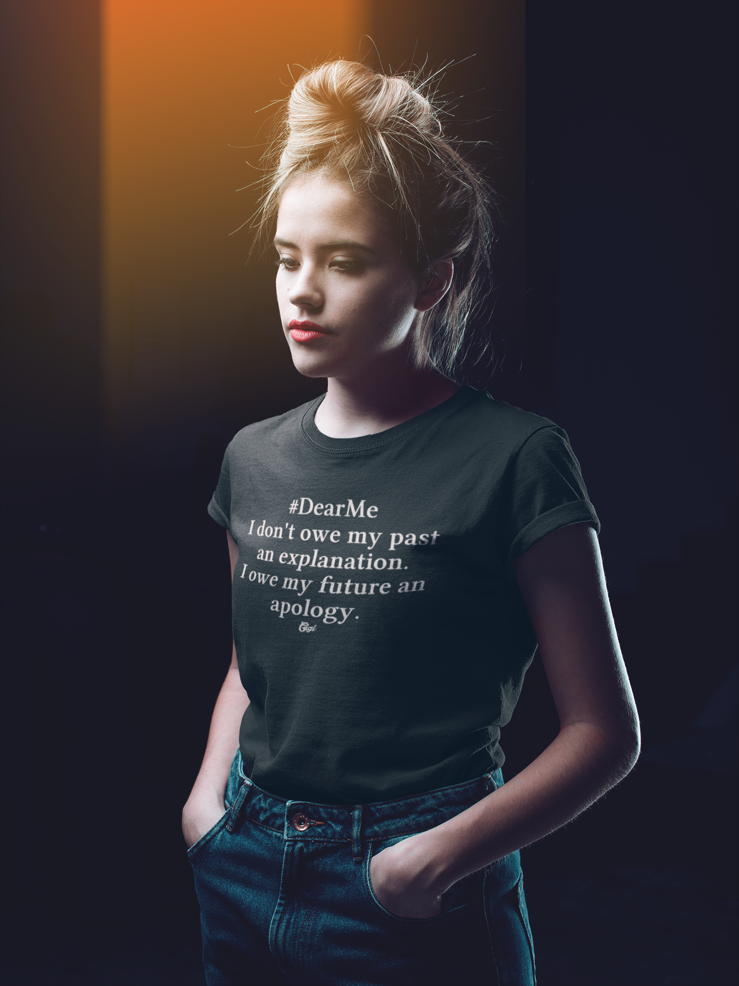 Image of DEAR ME SOFT TEE
