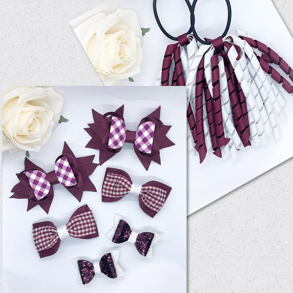 Image of 8 bows Summer set