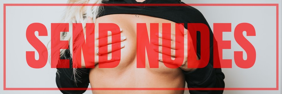 Image of Send Nudes Slap Sticker - Boobs