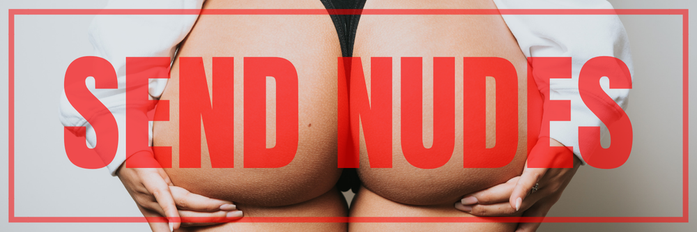 Image of Send Nudes Slap Sticker - Booty