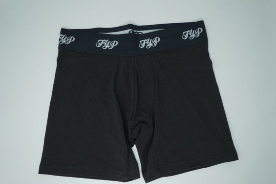 Image of Black Mens Underwear