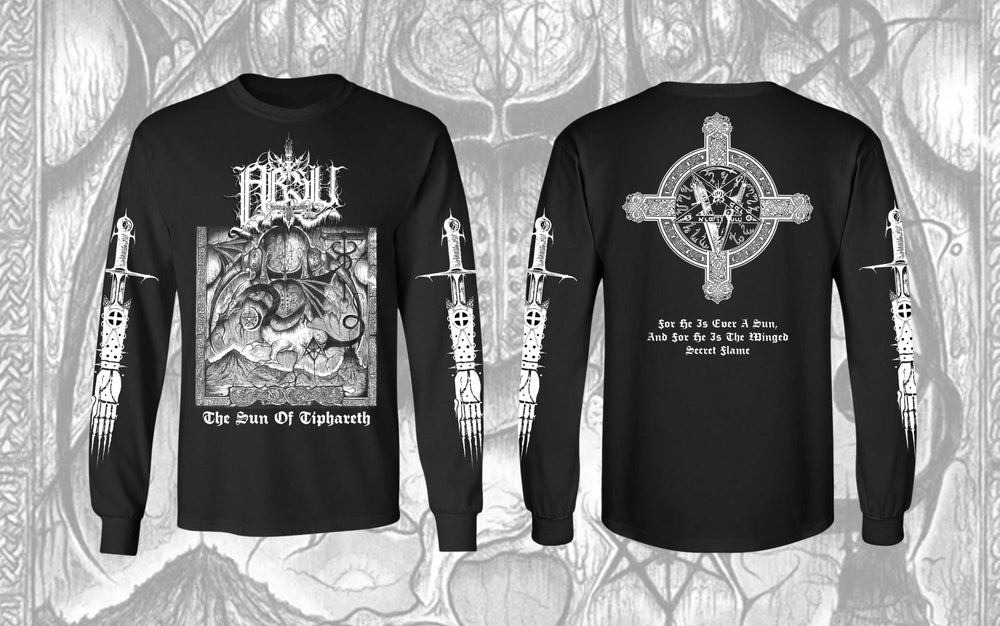 Image of PRE Order ABSU - The Sun Of Tiphareth