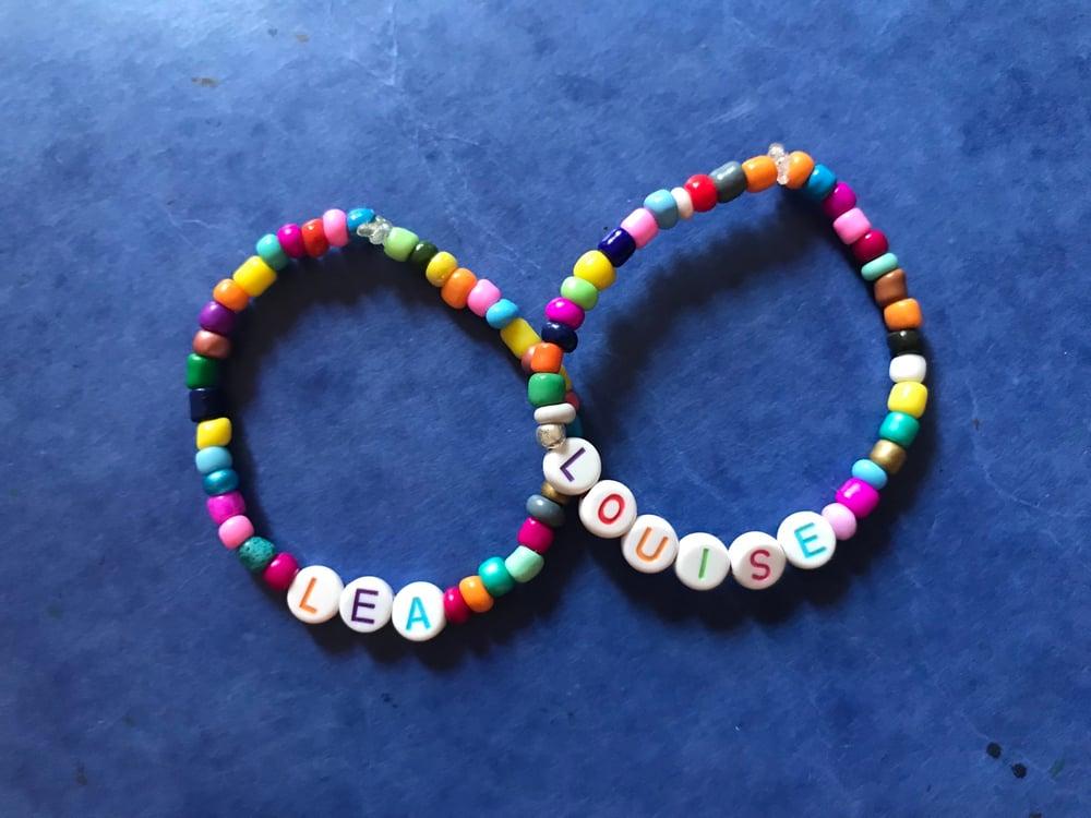 Image of Bracelet elastiqué enfant
