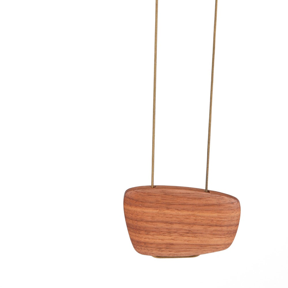 Image of Walnut Necklace