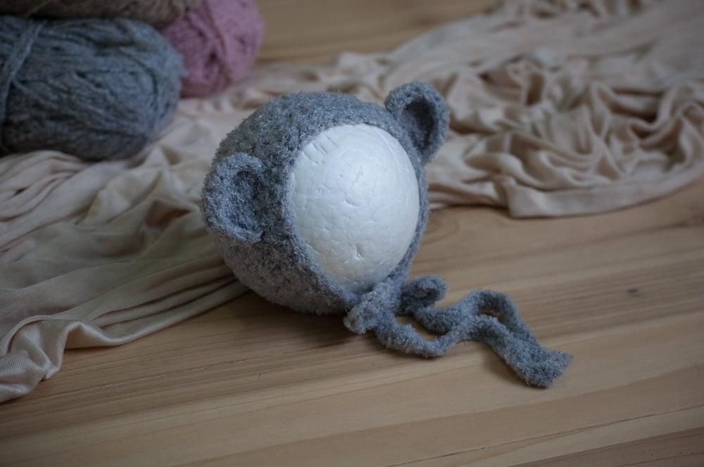 Image of Luxe Bear Bonnet