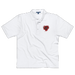 Image of bleeding heart polo