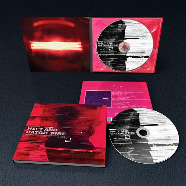 Image of Halt And Catch Fire (Original Television Soundtrack) Volume 2 - Paul Haslinger - CD