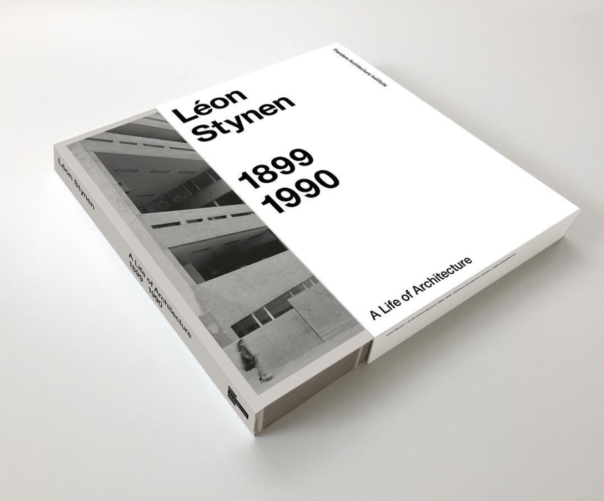 Image of Léon Stynen: A Life of Architecture
