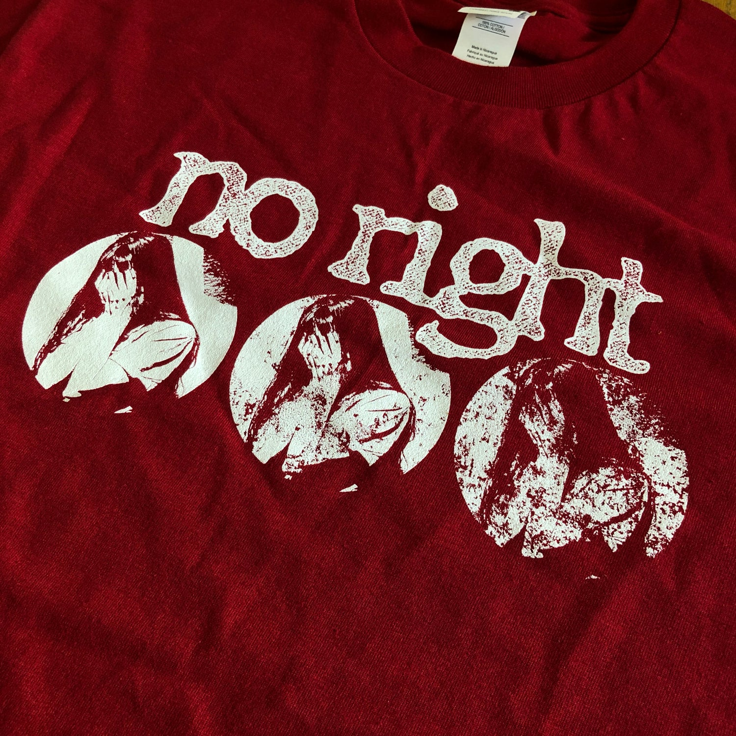 """Image of """"Weeping"""" Shirt (Red)"""