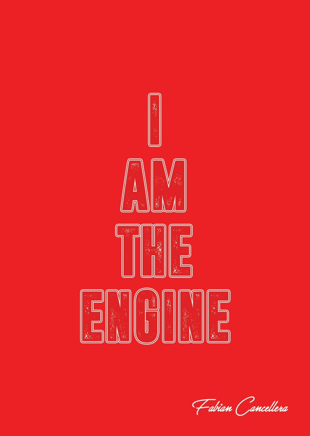 Fabian Cancellera - Engine