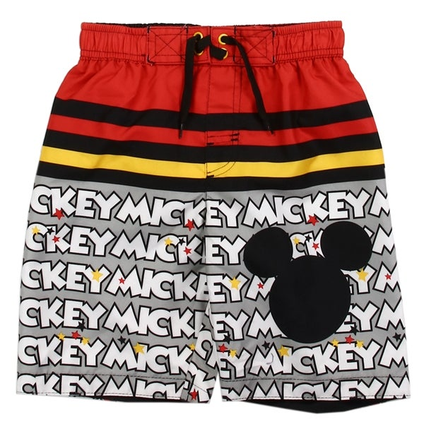 Image of Boys Mickey Swimwear