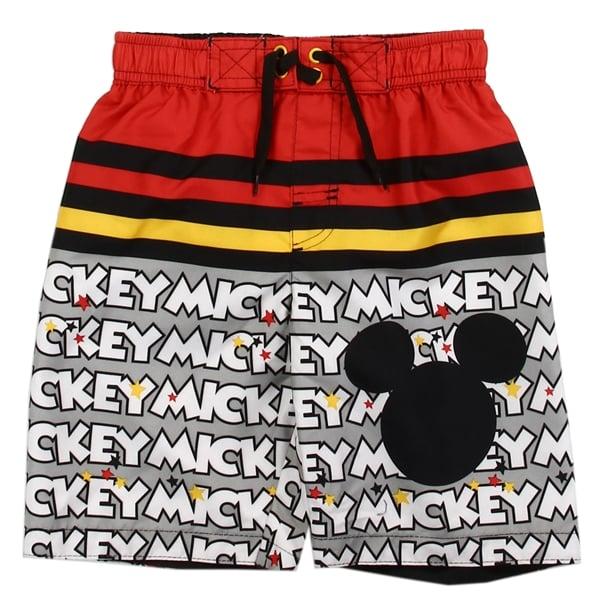 Image of Boys Mickey Swimwear