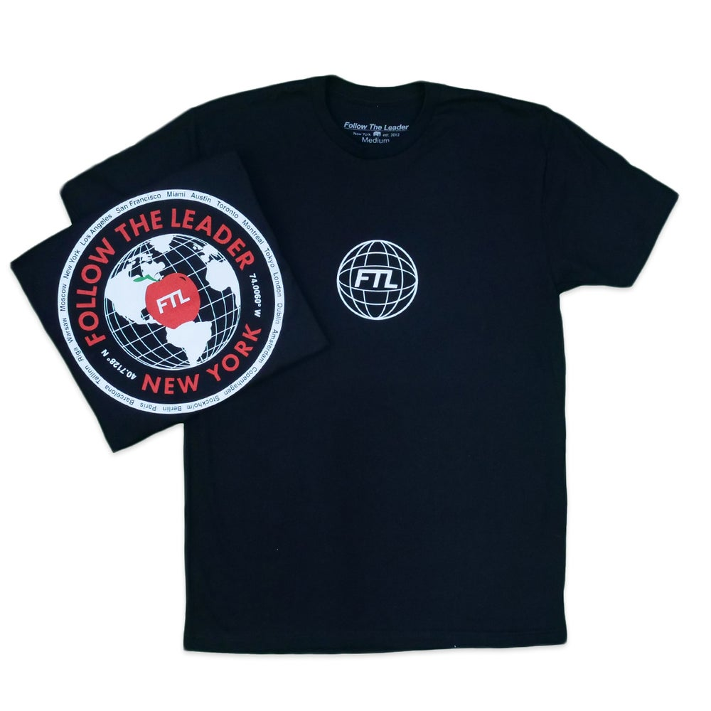 Image of FTL Worldwide Tee