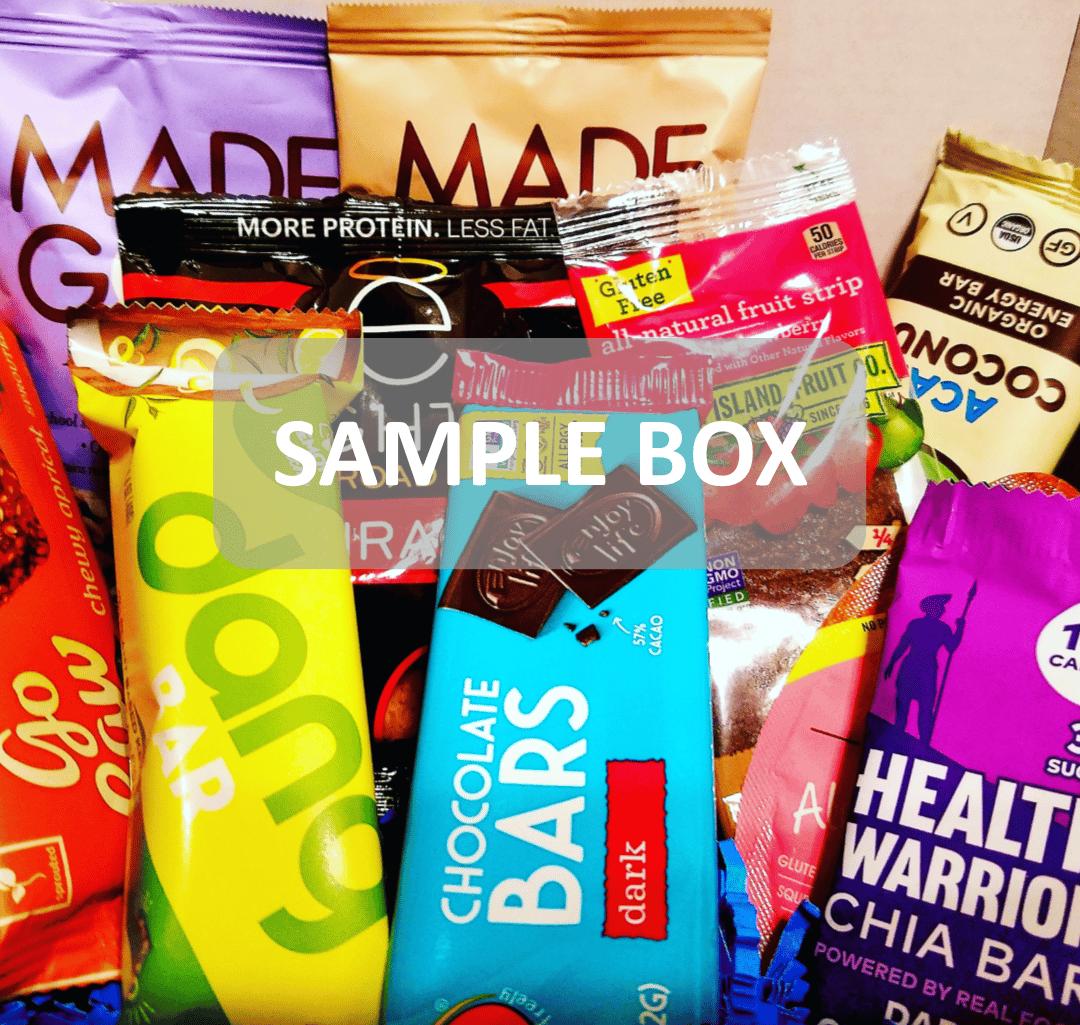 Image of The Sensible Snack Box (15+ snacks) MEDIUM