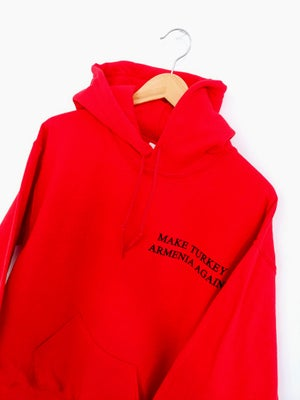 Image of Wilsonian pullover - Vrej Red