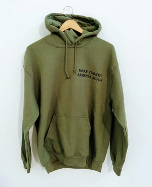 Image of Wilsonian pullover - Fedayee Green