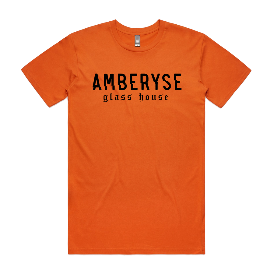 Image of Glass House Tee (Orange)