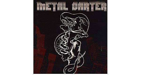 Image of VINILE la verità su metal carter