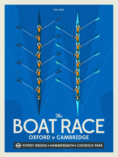 Image of The Boat Race