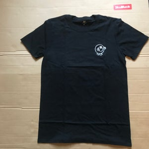 Image of Smiles silhouette- black tee