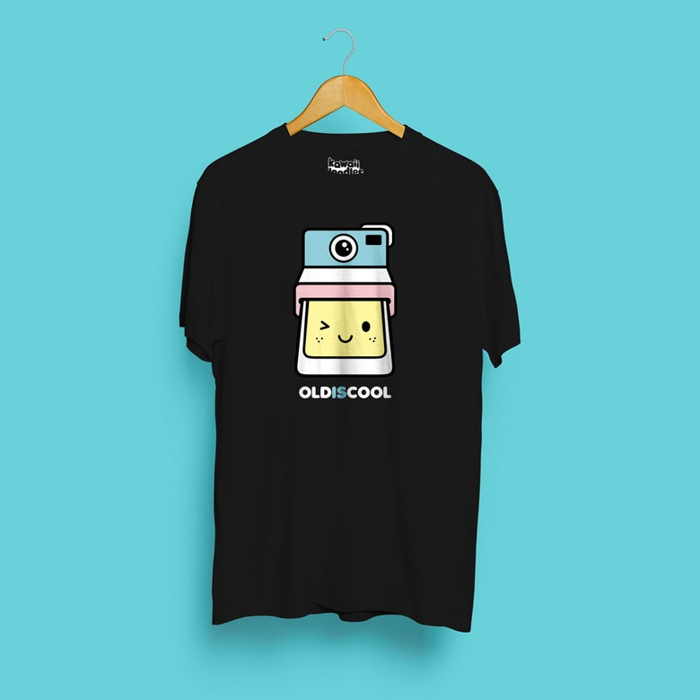 Image of Polaroid T-Shirt