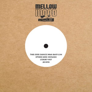 "Image of Mellow Mood - Dance Inna Babylon (7"" vinyl)"