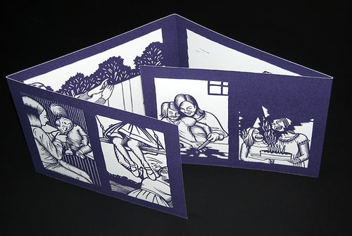Image of JULIA'S LINOCUTS